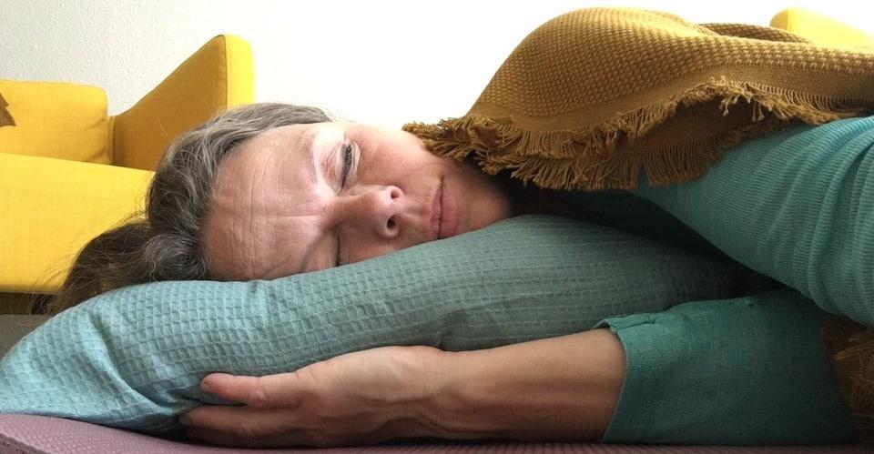 Slapen op je werk